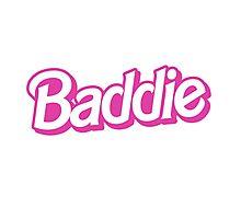 Bad Barbie Photographic Print