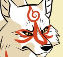 Shiranui and Ishaku Sticker