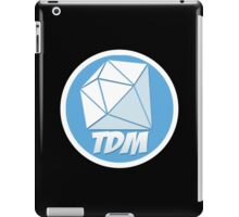 the diamond minecart dantdm iPad Case/Skin