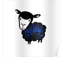 Black Sheep Nebula Poster