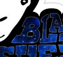 Black Sheep Nebula Sticker