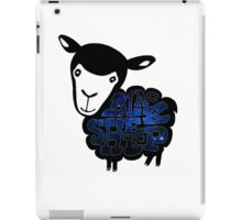 Black Sheep Nebula iPad Case/Skin