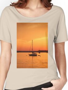 Moored Women's Relaxed Fit T-Shirt