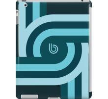 Twisting Bauhaus iPad Case/Skin