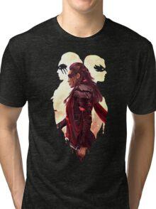 heda Tri-blend T-Shirt