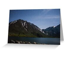 Convict Lake - Mammoth Lakes, CA Greeting Card