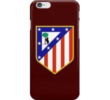 atletico madrid logo iPhone Case/Skin