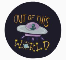 Out of This World Kids Tee