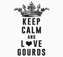 Keep Calm and Love Gourds One Piece - Long Sleeve