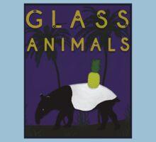 Glass Animals Tapir Baby Tee