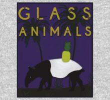 Glass Animals Tapir One Piece - Long Sleeve