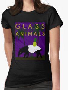 Glass Animals Tapir Womens Fitted T-Shirt