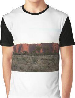 Uluru Sunrise Graphic T-Shirt