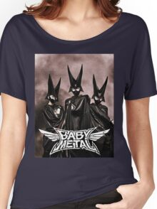 babymetal poster Women's Relaxed Fit T-Shirt