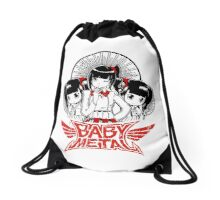babymetal t shirt Drawstring Bag