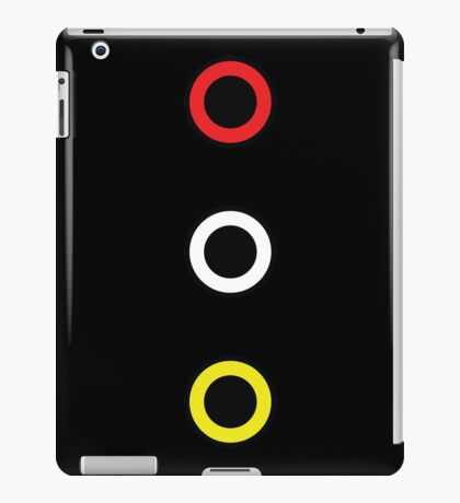 Game Splitters Shirt iPad Case/Skin