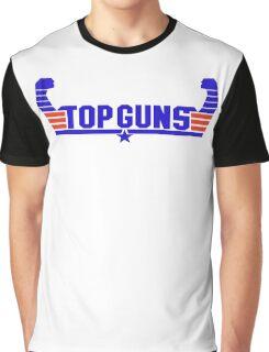 Top Guns Graphic T-Shirt