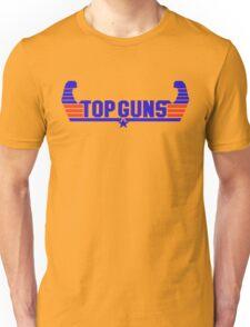 Top Guns Unisex T-Shirt