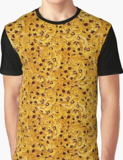 Cookie Seamless Graphic T-Shirt