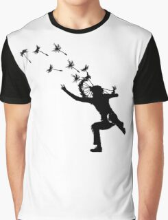 Dandelions Are Fun! T-Shirt Graphic T-Shirt
