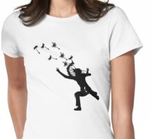 Dandelions Are Fun! Womens Fitted T-Shirt
