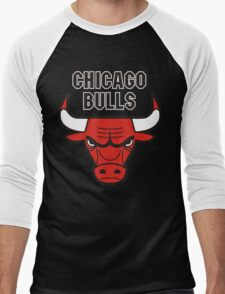 Chicago Bulls Men's Baseball ¾ T-Shirt
