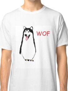 WOF PENGUIN Classic T-Shirt