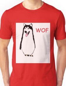 WOF PENGUIN Unisex T-Shirt