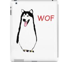 WOF PENGUIN iPad Case/Skin