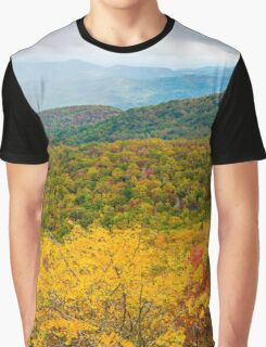 Blue Ridge Beauty Graphic T-Shirt