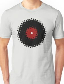 Vinyl Records Retro Vintage 50's Style T-Shirt