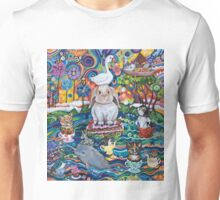 Ocean tea-party Unisex T-Shirt