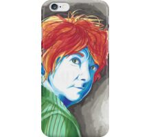 Abstract Bilbo Baggins Traditional Protrait iPhone Case/Skin