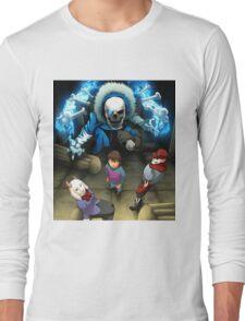 Persona Tale - Parody Long Sleeve T-Shirt