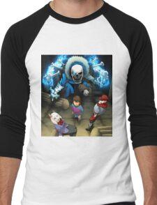 Persona Tale - Parody Men's Baseball ¾ T-Shirt