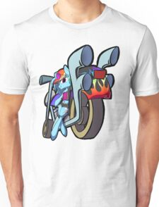 MARES OF HARMONY (1 OF 6) (RD) (N/B) Unisex T-Shirt