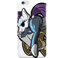 MARES OF HARMONY (5 OF 6) (R) (N/B) iPhone Case/Skin