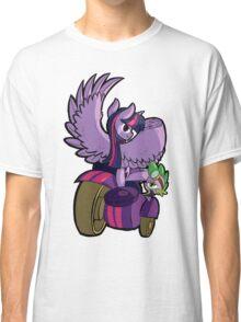 MARES OF HARMONY (4 OF 6) (TS) (N/B) Classic T-Shirt