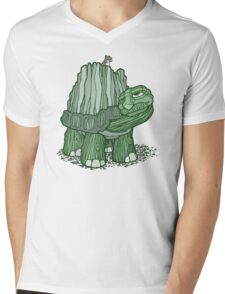 new directions Mens V-Neck T-Shirt