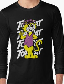 Top The Cat Long Sleeve T-Shirt