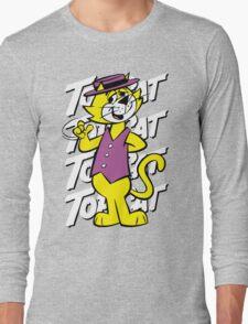 Top The Cat Long Sleeve T-Shirt