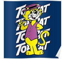 Top The Cat Poster