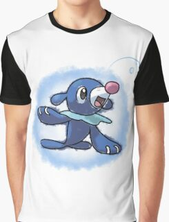 Popplio - Pokemon sun and moon starter Graphic T-Shirt