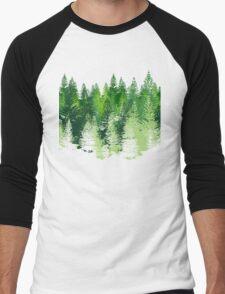 the forest Men's Baseball ¾ T-Shirt