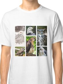 birds of prey collection Classic T-Shirt