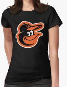 Redskins Orioles Womens Fitted T-Shirt