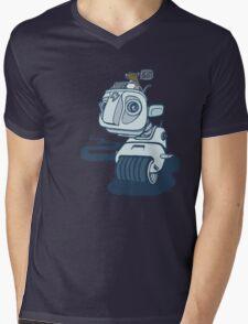 let's go Mens V-Neck T-Shirt
