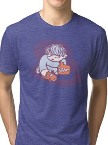 brmmm Tri-blend T-Shirt