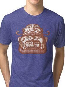 hungry humans Tri-blend T-Shirt