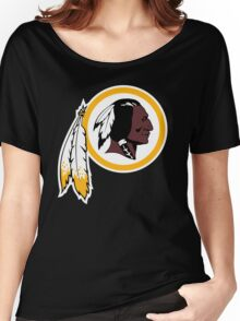 Redskins Orioles Women's Relaxed Fit T-Shirt